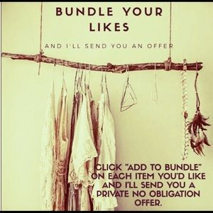Other - BUNDLE ALL YOUR LIKES 🔮 GREAT OFFER